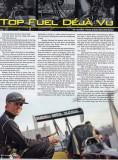 IHRA Drag Review Magazine 2009