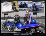 Bennett Racing Front  2010