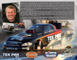 Dale Creasy Jr Nitro Funny Car Back  2010