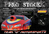 2011 Team O Pro Stock Hero Card