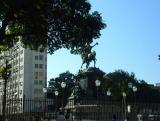 Área da Praça Tiradentes