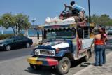 Chiva jeep