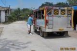 the chiva driver