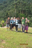 Roman, Margaret, Steve, Carolina, David, Brendan, Hila