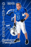 For the first time Sports Posters are avalible for your children
