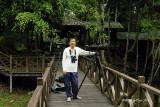 Tabin - Wong at Tabin Wildlife Reserve Broadwalk