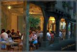 Dining at Bassoues