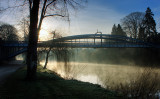 Toll Bridge sunrise
