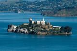 Alcatraz from Coit Tower