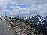 View over Trail Ridge Road
