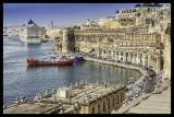 Crucifix Bastion, Valletta