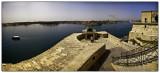 Siege Monument Panorama View, Valletta