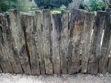 Chatsworth, Log fence
