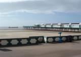 Lytham St Annes - quiet spring beach day