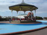 Lytham St Annes - band stand and pool