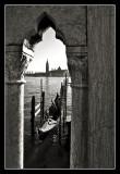Venice black and white