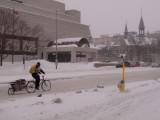Jour de tempête à Ottawa / Stormy Day in Ottawa