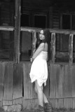 shaylas golden photo shoot at ghost town somewhere in oregon