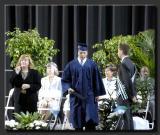 Officially a High School Graduate