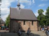 De Kapel van Onze lieve Vrouw uit 1464 aan de Markt in Eersel