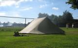 De Kikker II van Hans op de camping Weidezicht Eersel