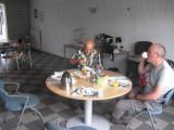 Ontbijt op camping Weidezicht Eersel