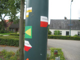 Pelgrimspad en Grenslandpad ontmoeten elkaar in Steensel