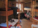 Slaapzaal Gießener Hütte
