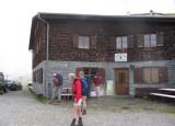Gießener Hütte (2215 meter)