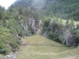 Uitzicht  bij Gößkar Speicher