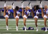 Dallas Cowboy Cheerleaders (8-27-09)