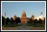 State Capitol on the Summer Solstice