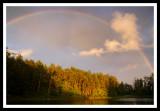 Rainbow over BWCA