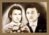 Mr. & Mrs. Ivan & Anna Szaryj