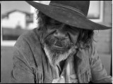 The Dream Time; Kevin, Coober Pedy SA 2008