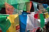 Prayer flags.