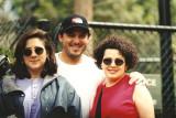 Tita ,Clau y Vico en Sydney .