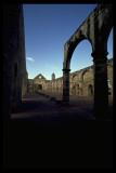 capilla abierta de zaachila, oaxaca