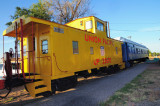Limon CO Caboose