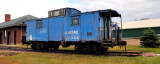 Old CR Caboose