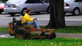 Spring Mowing in Indiana