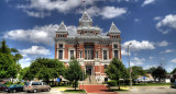 Franklin Indiana Courthouse