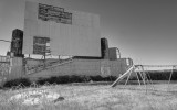 Abandoned Drive in Theatre