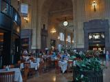 Dining at Union Station