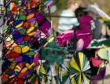 Colorful Wind Spinners