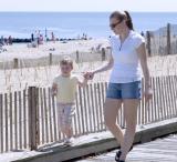 Walkin' with Momma
