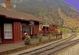 Silver Plume CO Rail Station