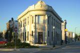 Corner Building Downtown Wisconsin Rapids
