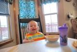 Happy little dunkin..