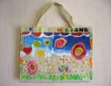 recycle bag, Katherine, age:7